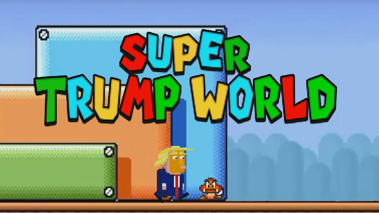 President Trump's Violent Game thumbnail