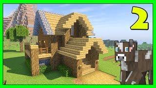 Minecraft Vanilla - La Mia Casa! #2