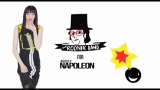Audrey Napoleon x The Rodnik Band Collection