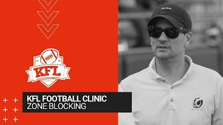 KFL Clinic -Zone Blocking