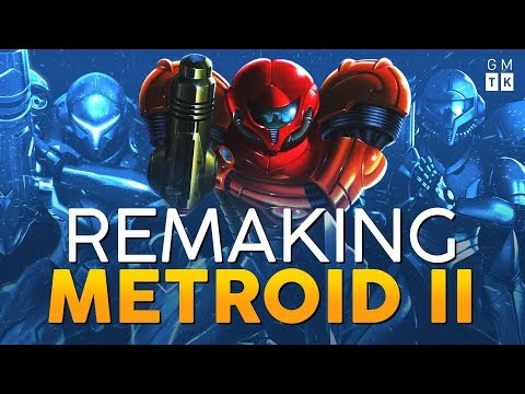 How AM2R and Samus Returns remade Metroid 2 | Game Maker's Toolkit