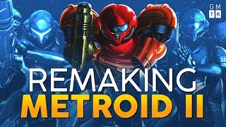 How AM2R and Samus Returns remade Metroid 2 | Game Maker