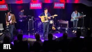BB Brunes - Coups et blessures en live dans le Grand Studio RTL présenté par Eric Jean-Jean - RTL