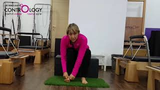 חיזוק שיפור השליטה והגמשת כפות הרגליים בדגש על הבהונות