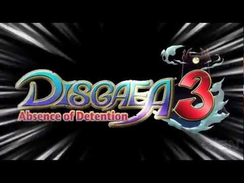 Видео № 0 из игры Disgaea 3: Absence of Detention (Б/У) [PS Vita]