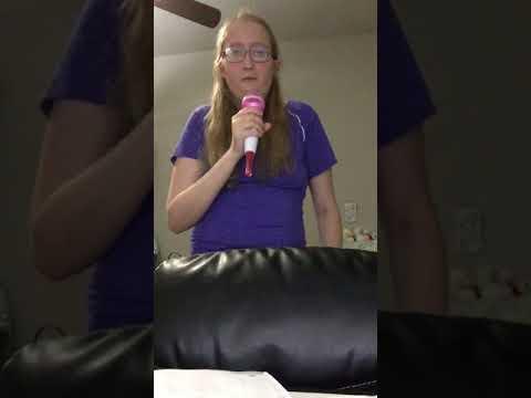 Kim Ann Clark Music studio Intro Video