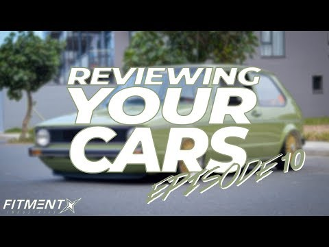 Reviewing YOUR Cars In Our Gallery! Ep. 10