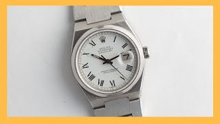 Talking Rolex Oysterquartz, Glashutte vs. Lange, & Hand-Wind vs. Automatic | ASKTNH LIVE