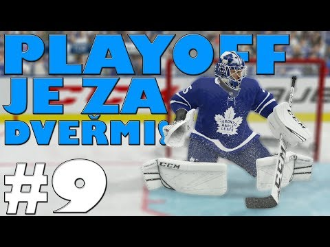 NHL 19 | KOBLIH GOLMANEM #9 | PLAYOFF Je Za Dveřmi! | CZ/SK