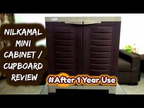 Nilkamal Multipurpose Storage Cabinet / Cupboard review