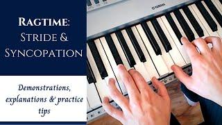 ragtime piano music tutorial - Thủ thuật máy tính - Chia sẽ
