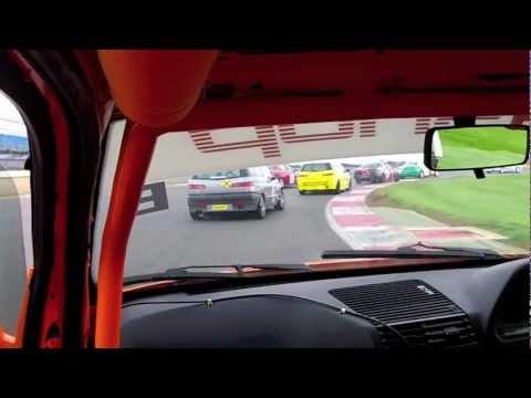 Silverstone 2012 – Race 2 – Tom Eastwood
