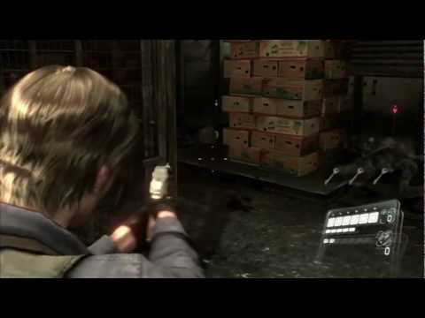 Our Favourite Monster-Killing Move In Resident Evil 6 Involves A Microwave
