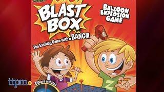 Blast Box from Zing