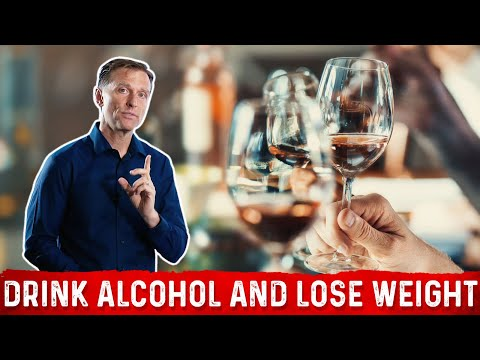 How to Drink Alcohol and Still Lose Weight - Is it Possible?