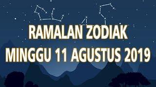 Zodiak Hari Ini Minggu 11 Agustus 2019