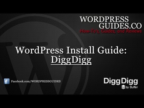 How to install Digg Digg WordPress Plugin