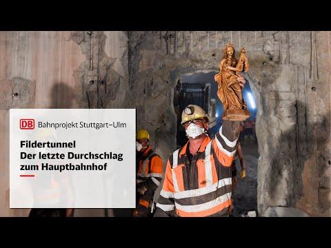 Fildertunnel – Der letzte Durchschlag in den Hauptbahnhof