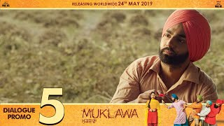 Puthi Kainchi (Dialogue Promo) MUKLAWA | Ammy Virk, Sonam Bajwa | BN Sharma | Running Successfully