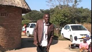 Evangelist Muparinga Preaching at a funeral