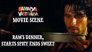 This scene though  ramiayavastavaiya spicy love