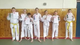 Karate-examens 26 juni 2021