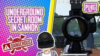 pubg mobile underground glitch sanhok - TH-Clip