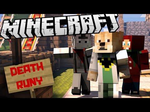 [GEJMR] Minecraft - Zpátky k minihrám! ☠️ DeathRuny