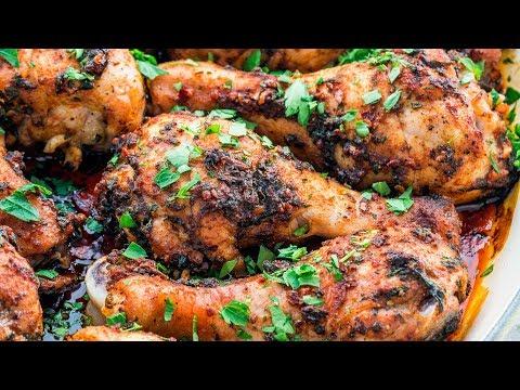 Garlic Paprika Chicken