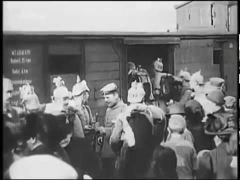 Schlacht bei Tannenberg 1914 Teil 1