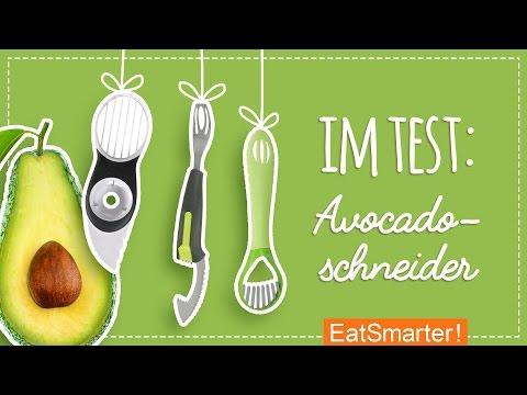 Avocado schneiden: Avocadoschneider im Test