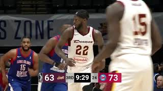 JaCorey Williams Posted 28 PTS, 8 AST & 7 REB In The Canton Charge's Win