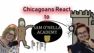 Chicago Crew Reacts To Sam O'Nella   Creative Weapons of the Medieval Era