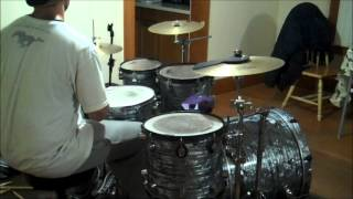 ever done before by sterr drum cover