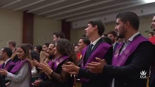 Hace ya una año… Acto de graduación de la promoción 2017-18 EPSA – UCA
