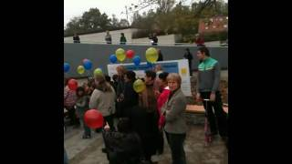 preview picture of video 'Eröffnung der Ganztagsgrundschule in Puchheim'