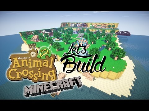 Animal crossing new leaf in minecraft minecraft project animal crossing new leaf in minecraft gumiabroncs Image collections