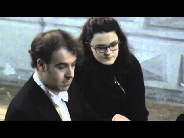 Gustav Mahler: Piano Quartet
