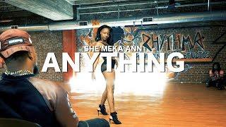 Natasha Mosley - Anything x She
