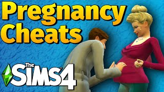 How to Cheat a Pregnancy in The Sims 4