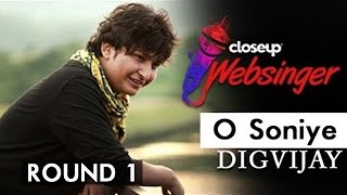 O Soniye - Titoo MBA | Digvijay Singh Feat. Varsha Tripathi  | #CloseUpWebsinger