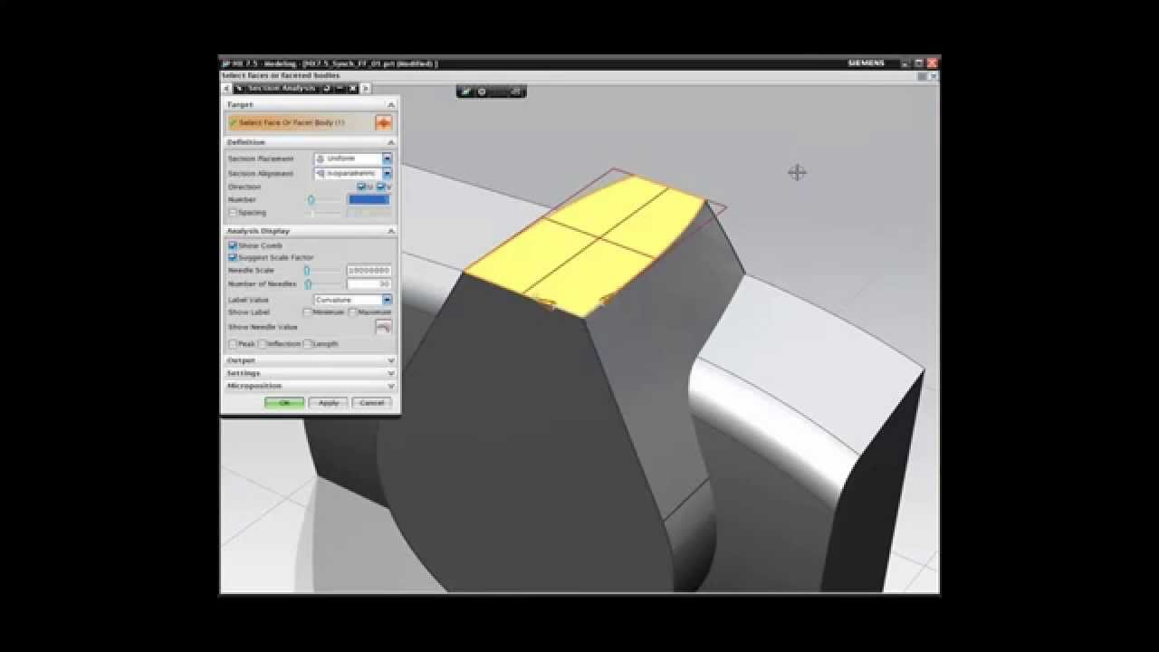 NX Design - How to create a camera body