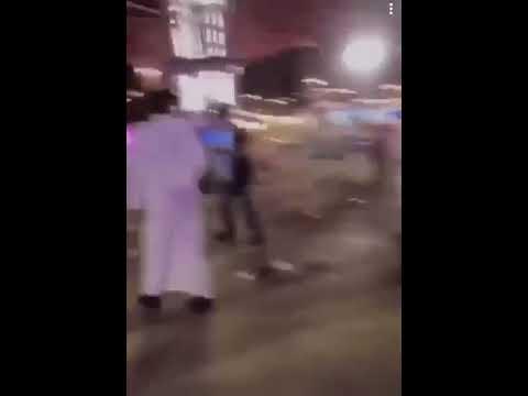 القبض على مجموعة من الأشخاص إثر مشاجرة جماعية في أحد الأماكن العامة بالقصيم