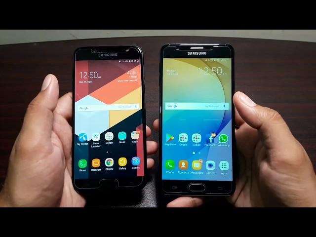 Samsung Galaxy J7 Pro Vs Prime