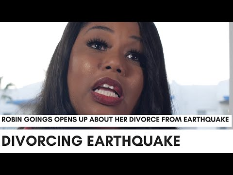 Robin Goings In Tears Over Co-Parenting With Earthquake: I'm Tired Of Suffering In Silence (Part 1)