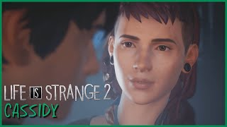 Cassidy - Character Profiles | Life is Strange 2