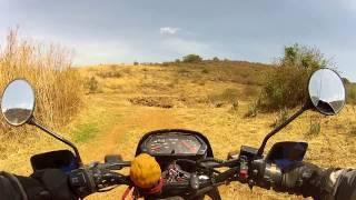 Motorbike Riding to Gorgora, Lake Tana, Ethiopia