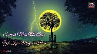 Tu Jo Nahi Hai WhatsApp status part 1 |Lyrics| |Sad   - YouTube