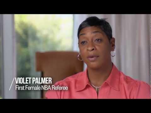 Violet Palmer: Moving Past Fear