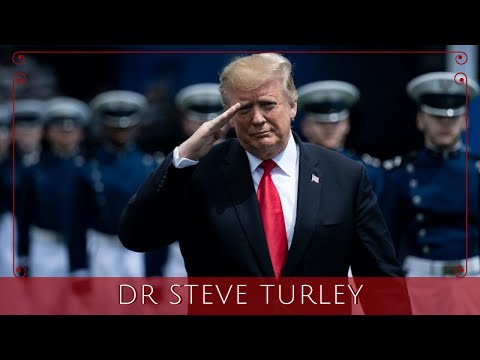 Trump Launches a Full-Scale Assault on the Far Left, Setting up for Landslide Win in November!! - Great Dr. Steve Turley Video